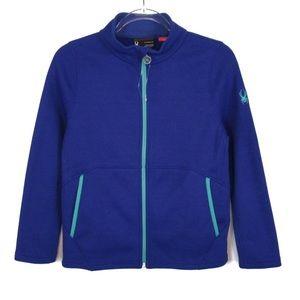 Spyder Girls XL 18 Blue Endure Stryke Jacket